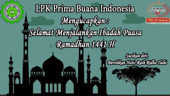 Ucapan Ramadhan 1441